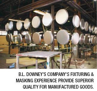 Manufacturing | B L  Downey CompanyB L  Downey Company
